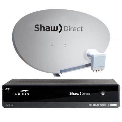 Shaw Satellite Services